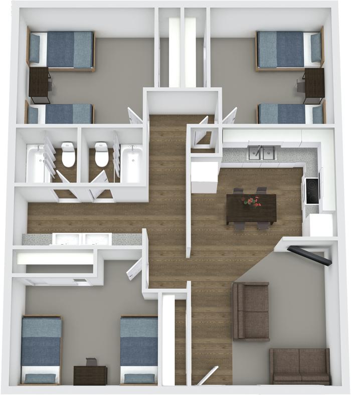 Somerset - Rexburg Housing