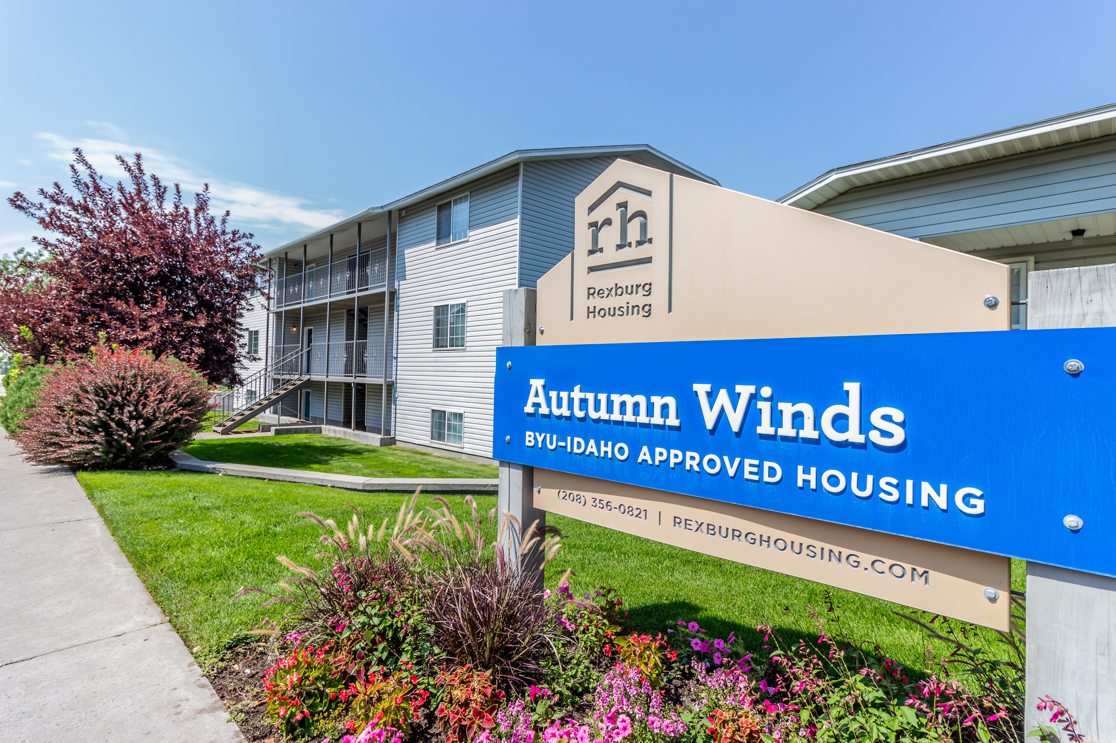 Rexburg Housing Autumn Winds